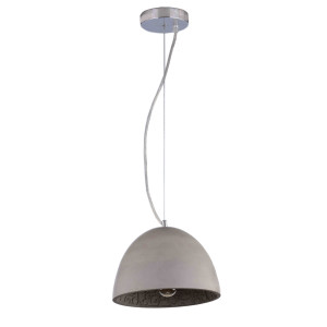 GRATUS loft beton lampa wisząca 1xE27 hurt