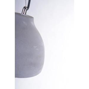 LUIGI loft beton lampa wisząca 1xE27 hurt