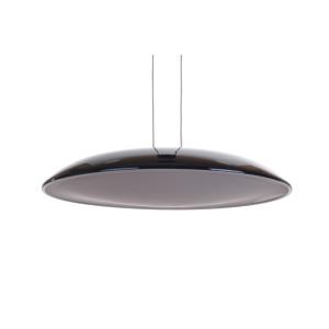 RAFAELLO LED czarna lampa zwis 18W 3000K reg. wys.