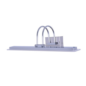 VINCENT-650C chrom lampa kinkiet LED lustro