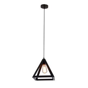 AMADO loft czarny lampa zwis pojedynczy E27
