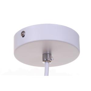 AMBER kuchnia  lobby biały lampa zwis ażurowy E27
