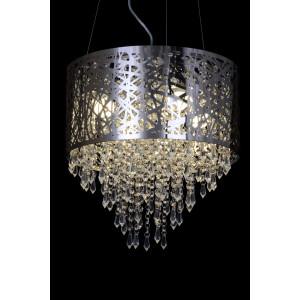 AOSTA chrom lampa zwis 5*E27