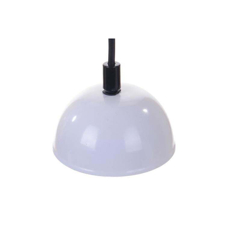 AXEL lampa wisząca kol. biały z połyskiem