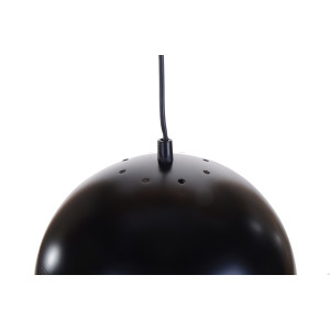 AXEL lampa wisząca kol. czarny mat