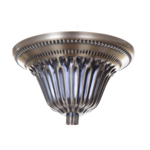 BELISSA-3 antique brass lampa