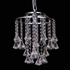 CARACAS 250 chrom lampa zwis 1*E14