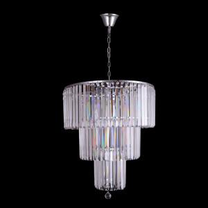 DAFNE 600 chrom lampa zwis 8*E14