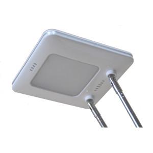 DEL-1307  LED 2,5W 6500K biała lampka biurkowa
