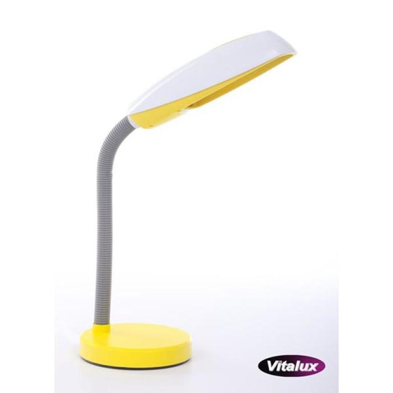 DSL-1250 żółta lampka biurkowa