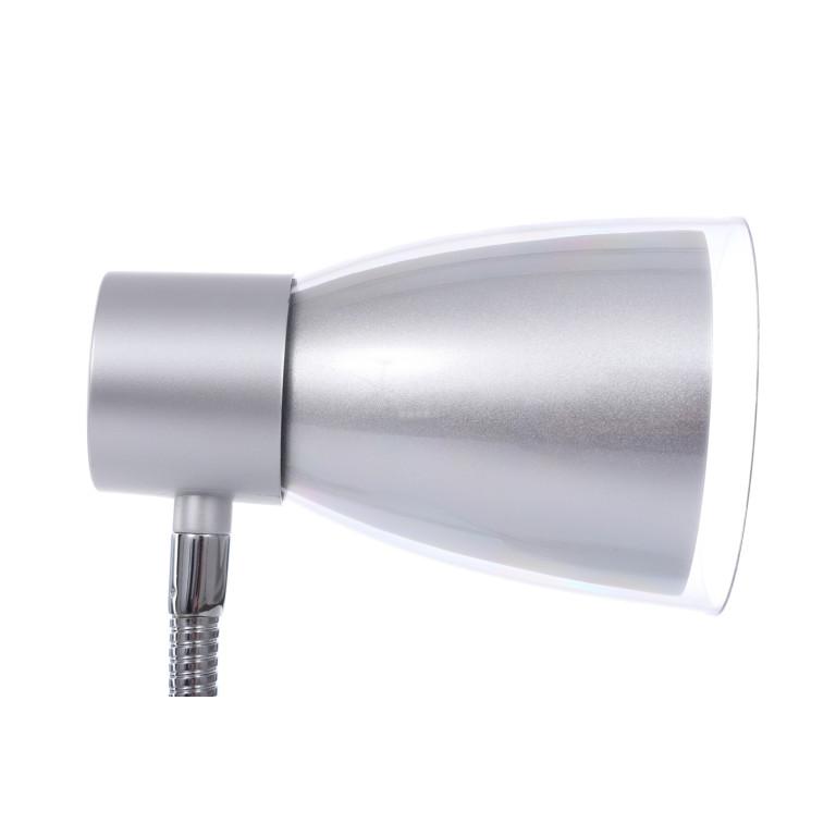 DSL-715 srebrna lampa biurkowa