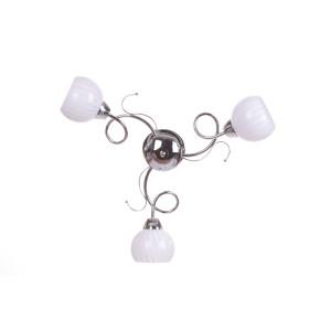 FENISA-3 chrom lampa sufitowa