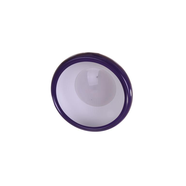 FLAVIO-M LED 10W 3000K A+ fioletowa lampa wisząca