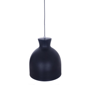 GUSTO loft style czarny lampa wisząca zwis E27
