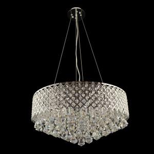 IBIZA 600 chrom lampa zwis 6*E14