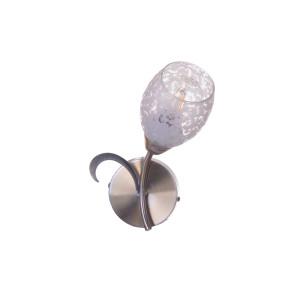 IDALIA-1 antique brass lampa ścienna  kinkiet