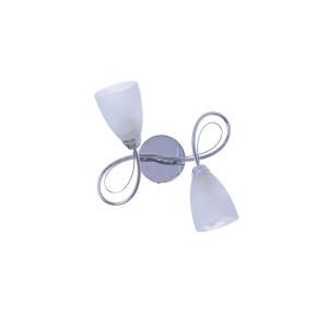 MELANIA-2 chrom lampa sufit żyrandol