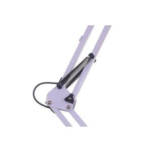 MT-509 biały lampka biurkowa podstawa/klips