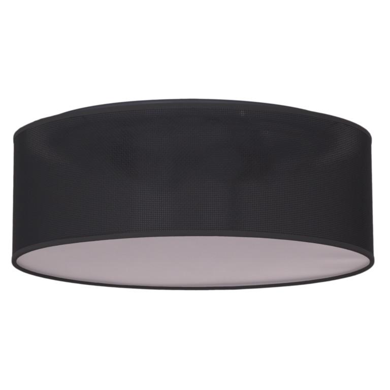 SAVERIA-400 black abażur ażurowy plafon