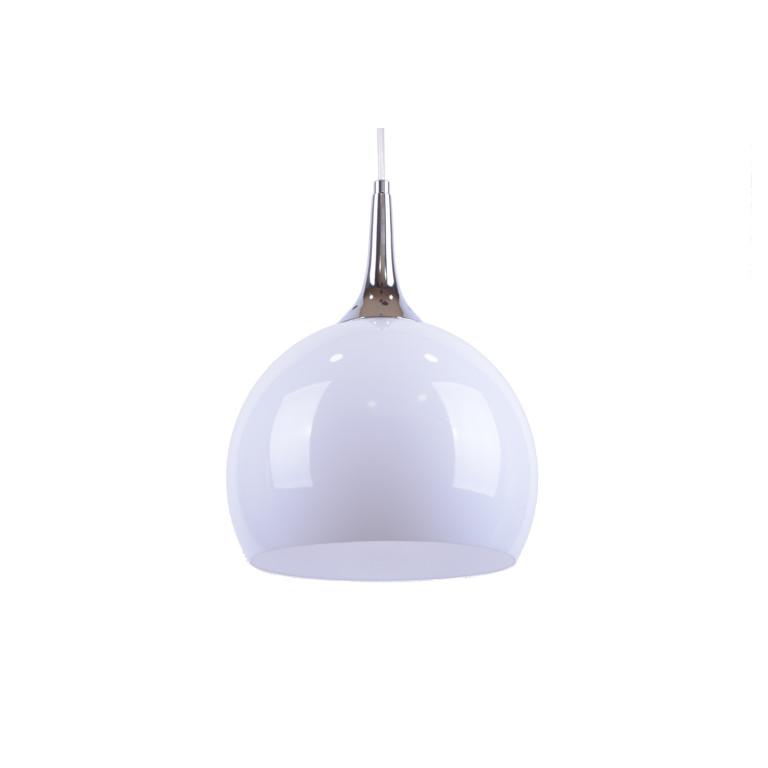 TRENTO M biały zwis pojedyńczy E27-1*40W