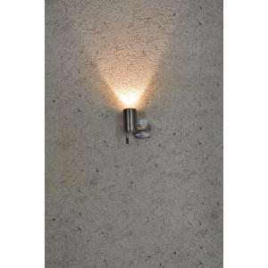 AISZA inox lampa ogrodowa