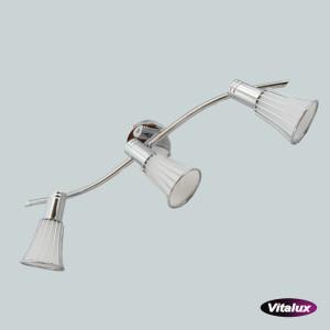 ALAN-3 chrom lampa