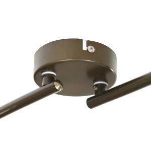 ALVARO-4 khaki lampa sufitowa spot