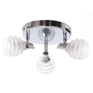 BOLTON-3R chrom lampa sufitowa spot