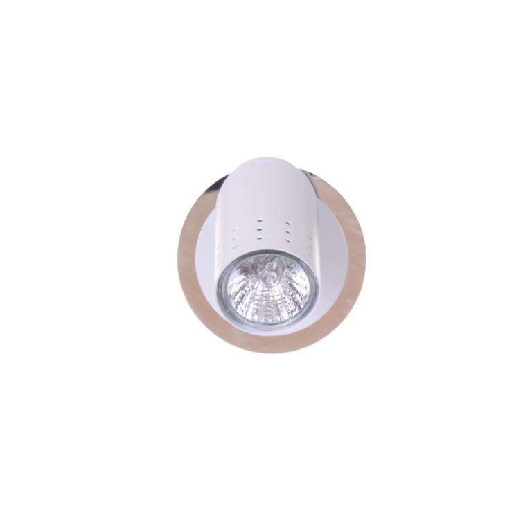 HELIOS-1 biały mat lampa ścienna kinkiet spot GU10