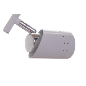 HELIOS-3 biały mat lampa sufitowa spot 3xGU10