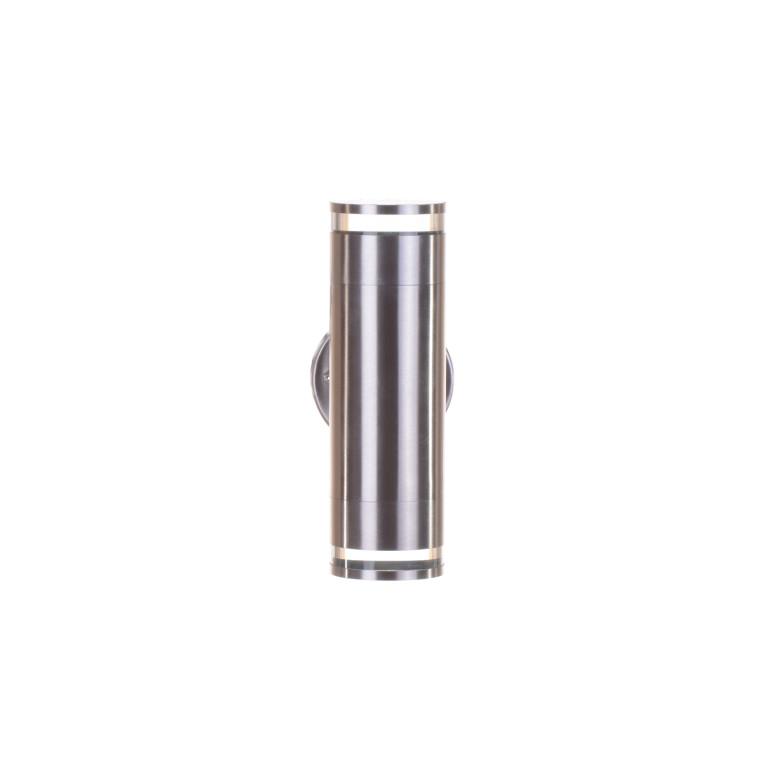 ISABELL-K2 stainless steel lampa ogrod kinkiet