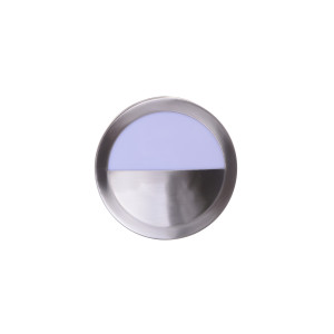 LINDA-H LED inox plafon kinkiet szyld 8W IP44