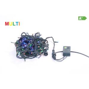 LM08-1 l.choinkowe zewn.100LED multikol gniazdo+pr