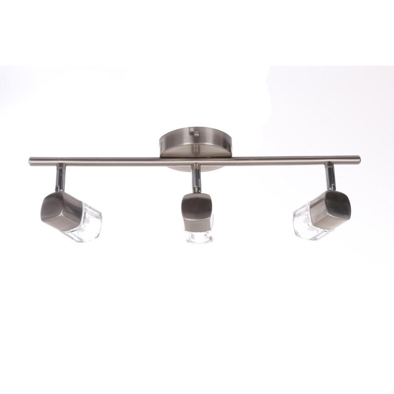 MARK-3 satynowy nikiel lampa b/ż