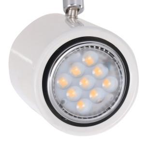 BONO-1 LED biała ściana kinkiet 4,5W 405lm 3000K