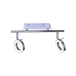 DORIAN-2 LED 10W chrom lampa sufit kinkiet A+