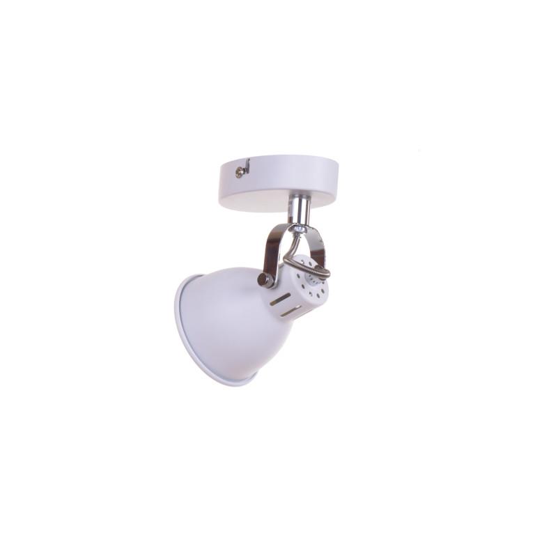 NOVUM-1WH biały lampa ścienna kinkiet