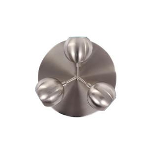 OSCAR-3C satynowy nikiel lampa