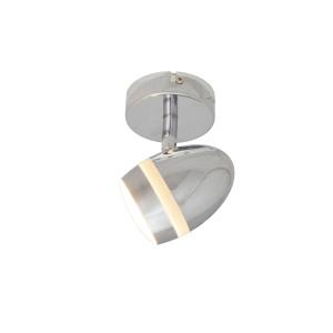 RENNE-1 LED chrom lampa ścienna kinkiet spot 3W