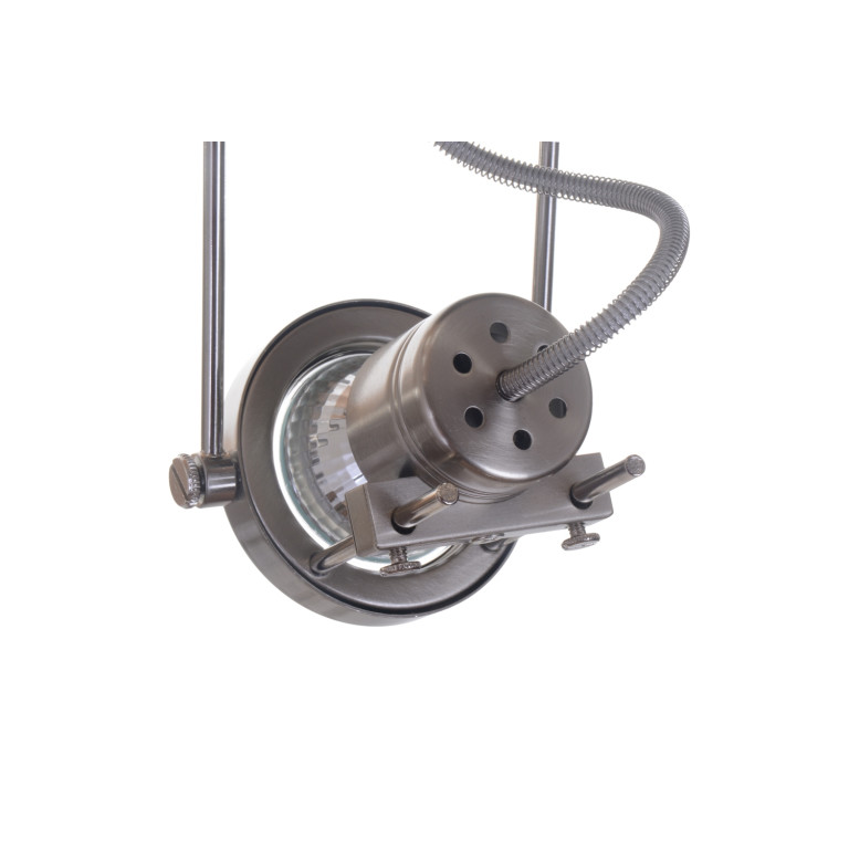 ROBOT-1 satyna loft lampa ścienna kinkiet spot