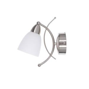 TONY-1 satynowy chrom lampa
