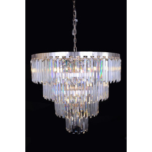 ADELE 800 chrom lampa zwis 18*E14