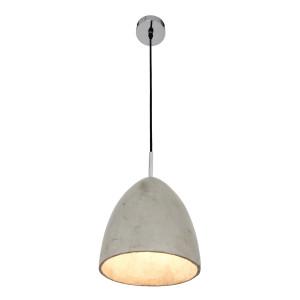AFRA loft beton lampa wisząca 1xE27 hurt