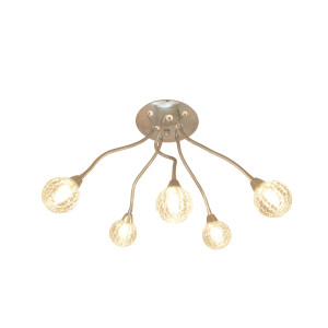 BELFAST-5 chrom lampa