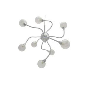 BELFAST-8 chrom lampa