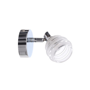 BOLTON-1 chrom lampa ścienna kinkiet