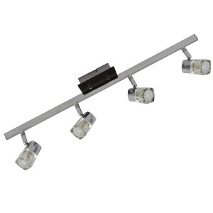 BRAD-4 chrom lampa sufitowa spot