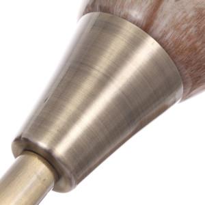 BRADFORD-2 antyczny mosiądz lampa sufit spot