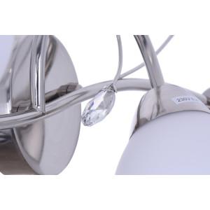CAZZAGO-4 satin nickel lampa