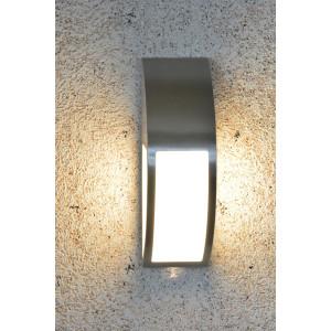 CELIA  inox lampa plafon kinkiet szyld IP44